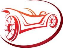 Car logo concept. Has been created as vector Royalty Free Stock Image