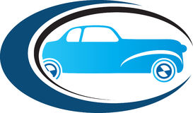 Car logo concept Royalty Free Stock Images
