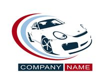 Car Logo Design. Creative vector illustration  icon. vector illustration   . Stock Photo