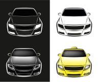 Car logo Stock Photos