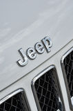 Car Logo Jeep Stock Photography
