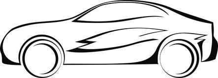 Car logo Royalty Free Stock Photography
