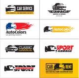 Car Logos, Car Icons, Car Service, Sports Car Royalty Free Stock Image