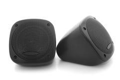 Car loudspeakers Stock Images
