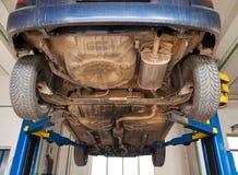 Car maintenance Royalty Free Stock Photos