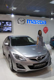 Car Mazda 6 Stock Photo