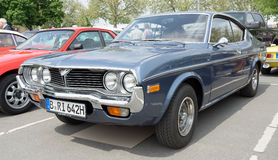 Car Mazda 929 (RX-4) Hardtop Royalty Free Stock Photos