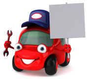 Car mechanic Royalty Free Stock Photo