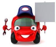 Car mechanic Stock Image