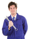 Car mechanic Royalty Free Stock Photography