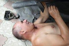 Car mechanic Stock Images