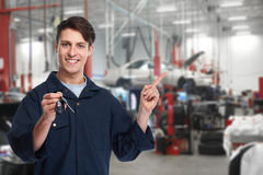Car mechanic. Stock Photography