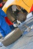 Car mechanics Stock Images