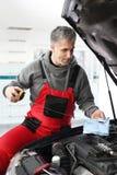 Car mechanics Stock Image