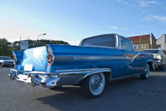 Am car meeting in halden (classic american car) Royalty Free Stock Images