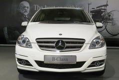 Car Mercedes Benz-B-Class Stock Images