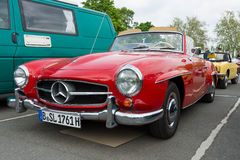 Car Mercedes-Benz 190SL Stock Photography