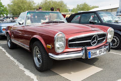 Car Mercedes-Benz W113 Stock Photos