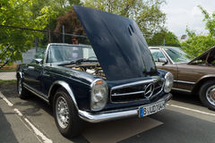Car Mercedes-Benz W113, 280SL Royalty Free Stock Photography