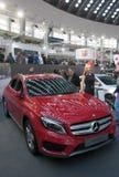 Car Mercedes GLA Class Stock Image