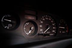 Car Mileage Royalty Free Stock Photos