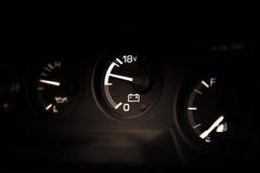Car Mileage Royalty Free Stock Image