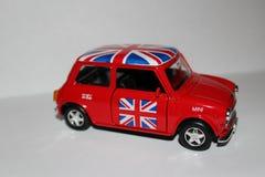 Car Mini Cooper Stock Photo