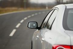 Car mirror Stock Image