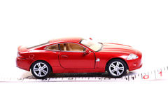 Car model Royalty Free Stock Image