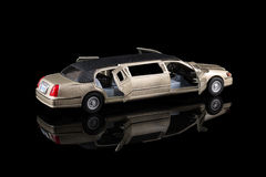 Car model limousine Royalty Free Stock Photography