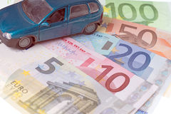 Car and Money Stock Images