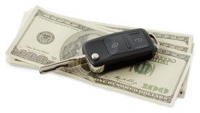 Car money Stock Image