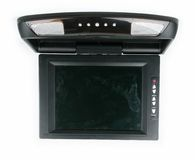 Car monitor and dvd player Royalty Free Stock Photography