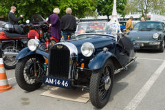 Car Morgan, F-Series three-wheelers Stock Photos