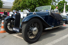Car Morgan, F-Series three-wheelers Royalty Free Stock Images