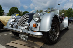 Car Morgan Plus 4 Stock Images