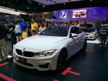 BMW M4 car Stock Photo