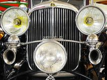 Car, Motor Vehicle, Automotive Lighting, Antique Car Stock Photo