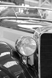 Car, Motor Vehicle, Black And White, Vintage Car Stock Photos