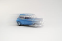 Car in move Stock Images