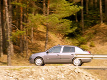 car moving  Stock Image