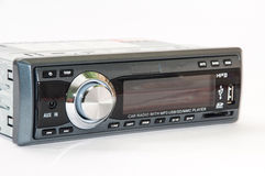 Car mp3 radio player Stock Photos