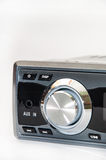 Car mp3 radio player Royalty Free Stock Photography