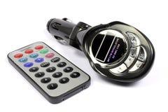 Car mp3 transmitter Royalty Free Stock Photography