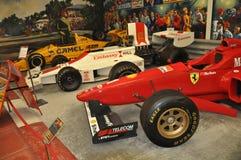 Car Museum. Haynes International Motor Museum in yeovilton Stock Image