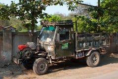 Car. Myanmar. Burma. Stock Photography