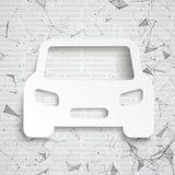Car Network Data Stock Photo