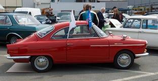 Car NSU Sport Prinz Stock Photo
