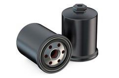 Car Oil filters Stock Photos