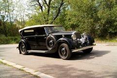 car old racing Στοκ Φωτογραφίες